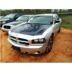 2010 DODGE CHARGER VIN/SN:2B3CA4CT6AH255046 - V8 ENGINE, A/T (STATE OWNED)