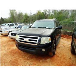 2007 FORD VIN/SN:1FMFU15537LA83971 - V-8 ENGINE, A/T, ODOMETER READING 259,942 MILES (STATE OWNED)