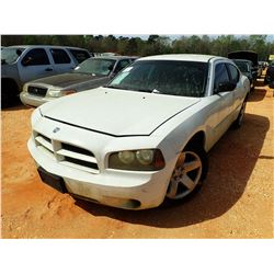 2010 DODGE CHARGER VIN/SN:2B3AA4CTXAH304577 - V8 ENGINE, A/T (STATE OWNED) (DOES NOT OPERATE)