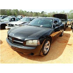 2008 DODGE CHARGER VIN/SN:2B3LA43H78H216424 - V8 ENGINE, A/T (STATE OWNED) (DOES NOT OPERATE)