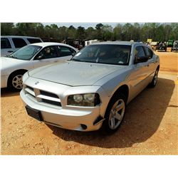 2008 DODGE CHARGER VIN/SN:2B3LA43H68H255134 - V-8 ENGINE, A/T (DOES NOT OPERATE) (STATE OWNED) (D-1)
