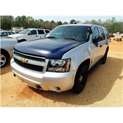 2013 CHEVROLET VIN/SN:1GNLC2E07DR255732 - V-8 ENGINE, A/T (DOES NOT OPERATE) (STATE OWNED) (D-1)