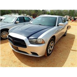 2011 DODGE CHARGER VIN/SN:2B3CL1CT0BH589048 - V-8 ENGINE, A/T (DOES NOT OPERATE) (STATE OWNED) (D-1)