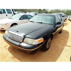 2005 FORD VIN/SN:2FAHP71W55X141445 - V-8 ENGINE, A/T, ODOMETER READING 167,474 MILES (DOES NOT OPERA