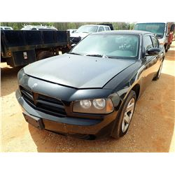 2010 DODGE CHARGER VIN/SN:2B3AA4CT9AH117525 - V-8 ENGINE, A/T (DOES NOT OPERATE) (STATE OWNED)