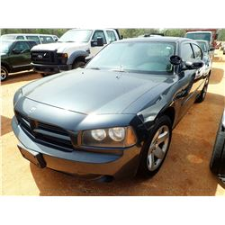 2008 DODGE CHARGER VIN/SN:2B3LA43H98H216411 - V-8 ENGINE, A/T (DOES NOT OPERATE) (STATE OWNED) (D-1)