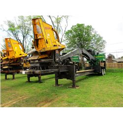 2015 JOHN DEERE 437D LOG LOADER, VIN/SN:278000 - CAB, A/C, CSI 264 ULTRA DELIMBER, MTD ON BIG JOHN T