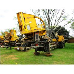 2013 TIGERCAT 234 LOG LOADER; VIN/SN:2341234 - TIGERCAT GRAPPLE SAW, CSI 264 DELIMBER, CAB, A/C, MTD