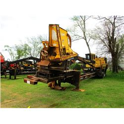 2011 TIGERCAT 234 LOG LOADER, VIN/SN:2340956 - CAB, A/C, CSI 264 ULTRA DELIMBER, MTD ON BIG JOHN TRA