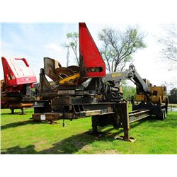 2008 TIGERCAT 234 LOG LOADER; VIN/SN:2340395 - ROTOBEC GRAPPLE SAW, CTR DELIMBER, CAB, A/C, MTD ON P