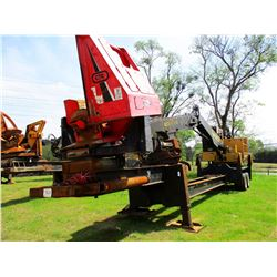 2007 TIGERCAT 234 LOG LOADER; VIN/SN:2340232 - CTR 426 DELIMBER, CAB, A/C, MTD ON PITTS TRAILER, S/N