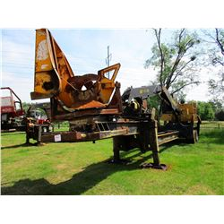 2007 TIGERCAT 234 LOG LOADER; VIN/SN:2340142 -CAB, A/C, ROTOBEC GRAPPLE SAW, CTR 426 DELIMBER, MTD O