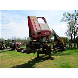 2007 TIGERCAT 234 LOG LOADER; VIN/SN:2340121 - TIGERCAT GRAPPLE SAW, CSI 264 DELIMBER, CAB, A/C, MTD