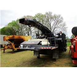 2014 TEREX TBC440 CHIPPER, VIN/SN:1W9F74225EF341378 - CAT DIESEL, MTD ON T/A CARIER, AIR BRAKES, 11R