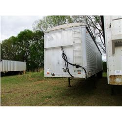 1994 TIMPTE CHIP TRAILER, VIN/SN:1TDL45325RB086709 - T/A, 40', CLOSED TOP, FULL GATE, 11R24.5 TIRES