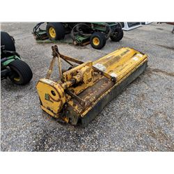 ALAMO SH88 MOWER, VIN/SN:2181 - OFFSET FLAIL MOWER, 8' CUTTING WIDTH (CITY OWNED) (SELLING OFFSITE,