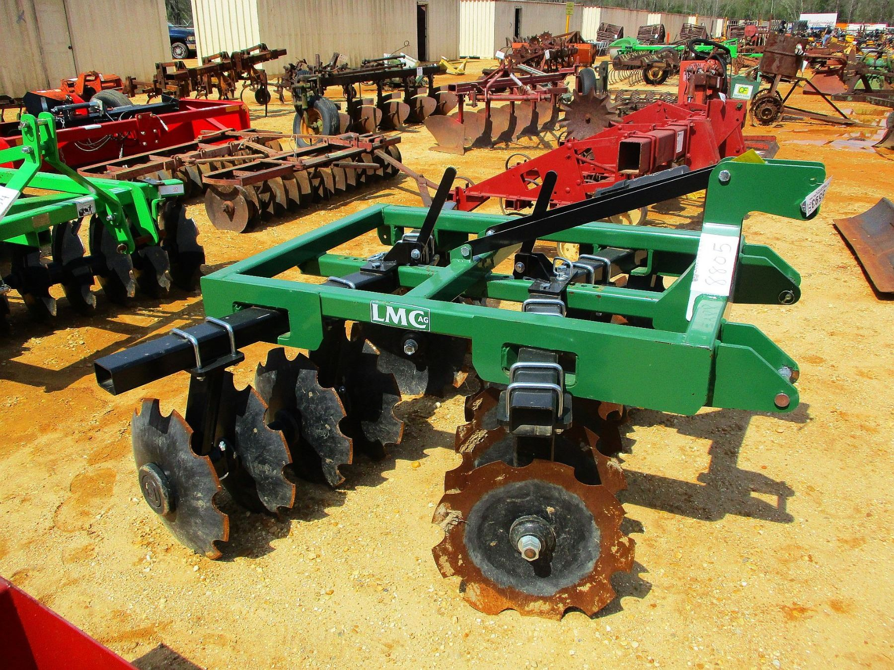 LMC MODEL 60H-1620H DISC HARROW (C-3)