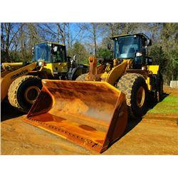2011 CAT 966K WHEEL LOADER, VIN/SN:TFS00313 - BUCKET, JOYSTICK, REAR CAMERA, CAB, A/C, 26.5R25 TIRES