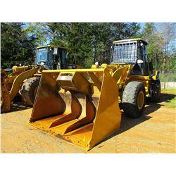 2010 CAT 950H WHEEL LOADER, VIN/SN:K5K02914 - CHIP BUCKET, CAB, A/C, 20.5R25 TIRES
