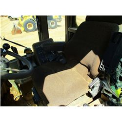 1993 CAT 918F WHEEL LOADER, VIN/SN:3TJ00252 - BUCKET, CAB, 17.5-25 TIRES(COUNTY OWNED)