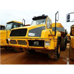 1999 MOXY MT36 ARTICULATED DUMP, VIN/SN:410031 - 36 TON, TAILGATE, CAB, A/C, 26.5-25 TIRES