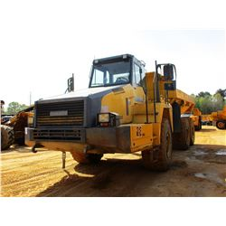 2006 KOMATSU HM350-2 ARTICULATED DUMP, VIN/SN:A11011 - CAB, A/C, 26.5R25 TIRES, METER READING 12,830
