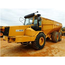MOXY 6227B ARTICULATED DUMP, VIN/SN:62276 - CAB, 25.5R25 TIRES