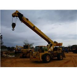 GROVE RT 58B ALL TERRAIN CRANE, VIN/SN:43098 - 3 STAGE BOOM, WINCH, HOOK BLOCK, OUTRIGGERS, CAB, 17.