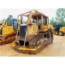 2000 CAT D6RXL CRAWLER TRACTOR, VIN/SN:5LN2352 - C FRAME, DIFF STEER, CANOPY, SWEEPS, SCREENS, METER