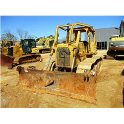 CAT D6D CRAWLER TRACTOR, VIN/SN:04X10039 - ANGLE BLADE W/ TWIN TILT, CANOPY, SWEEPS