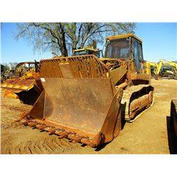2007 CAT 973C WHEEL LOADER, VIN/SN:LDX00284 - MP BUCKET, CAB, A/C, METER READING 7,573 HOURS (COUNTY