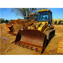 2005 CAT 953C CRAWLER LOADER, VIN/SN:BBX01023 - BUCKET, CAB, A/C, METER READING 8,665 HOURS