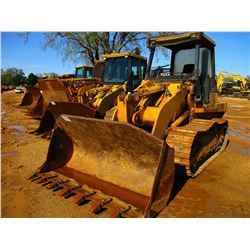 2001 CAT 953C CRAWLER LOADER, VIN/SN:2ZN03855 - BUCKET, CANOPY, METER READING 8,356 HOURS