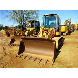 CASE 1155E CRAWLER LOADER, VIN/SN:JAK0009739 - MP BUCKET, WINCH, CAB, METER READING 6,215 HOURS