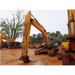 "KOMATSU PC300LC-5L HYDRAULIC EXCAVATOR, VIN/SN:A70816 - 9' STICK, 48"" BUCKET, CAB, A/C (COUNTY OWNED"