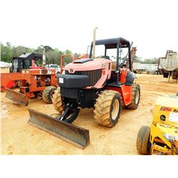 """2014 DITCH WITCH RT100 TRENCHER, VIN/SN:CMW912HXE0000082 - 4X4, M912 TRENCHER, 9"""" TEETH, BLADE, CANO"""
