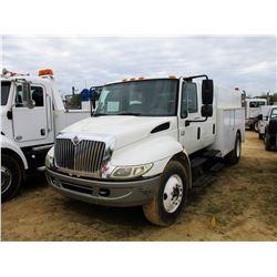 2006 INTERNATIONAL 4200 CREW CAB MECHANIC TRUCK, VIN/SN:1HTMPAFL86H204742 - IHC 365 DIESE ENGINE, 6