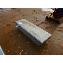 ALUMINUM ABOVE BED TOOL BOX (A-1)