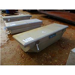 KOBALT ABOVE BED ALUMINUM TOOL BOX (A-1)