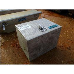 BELOW BED ALUMINUM TOOL BOX (A-1)