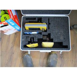 TOPCON 3-D GPS SYSTEM, - (IN SECURITY OFFICE)