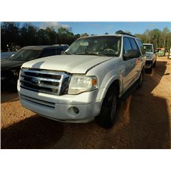 2011 FORD EXPEDITION, VIN/SN:1FMJU1H53BEF32696 - GAS ENGING, A/T