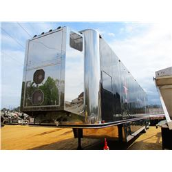 1997 TOY HAULER LUXURY TRAILER, VIN/SN:1C9SS5322VH473236 - T/A, 53' LENGTH, LIVING QUARTERS, KITCHEN