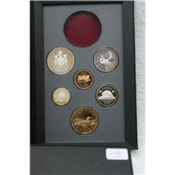 Canada Mint Coin Set (6 Coins)