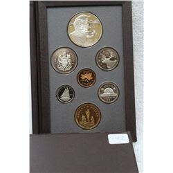 Canada Mint Proof Set (7 Coins)