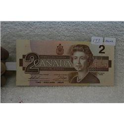 Canada Two Dollar Bill (1)