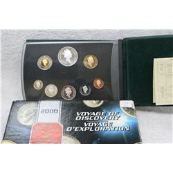 Canada Proof Coin Set (8 Coins)