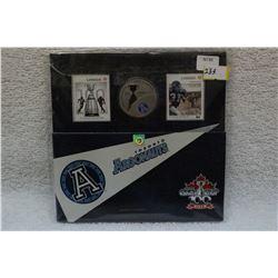 Toronto Argonauts Grey Cup Commemorative Quarter
