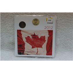 Canada O Canada Coin Set