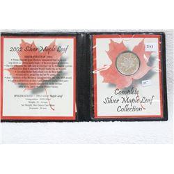 Canada One Ounce Fine Silver